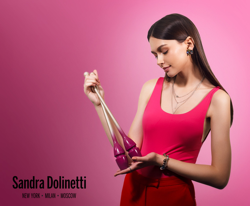 sandra dolinetti arrive à eurogym